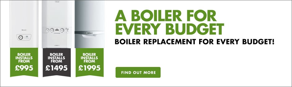 new boiler installations for every budget